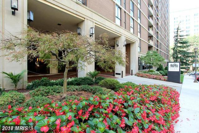 4620 Park Avenue 902E, Chevy Chase, MD 20815 (#MC10137744) :: The Sky Group