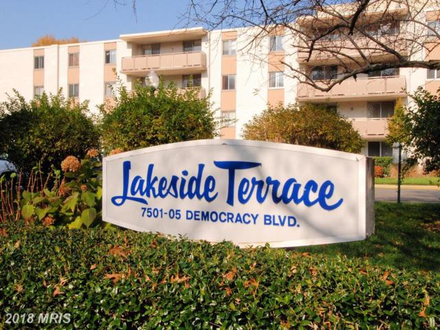 7501 Democracy Boulevard B-130, Bethesda, MD 20817 (#MC10139357) :: Provident Real Estate