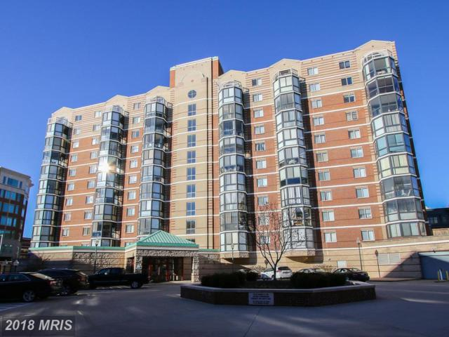 24 Courthouse Square #612, Rockville, MD 20850 (#MC10140931) :: Dart Homes