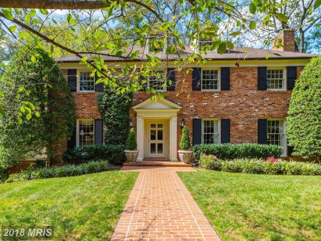 5818 Hillburne Way, Chevy Chase, MD 20815 (#MC10149341) :: Dart Homes