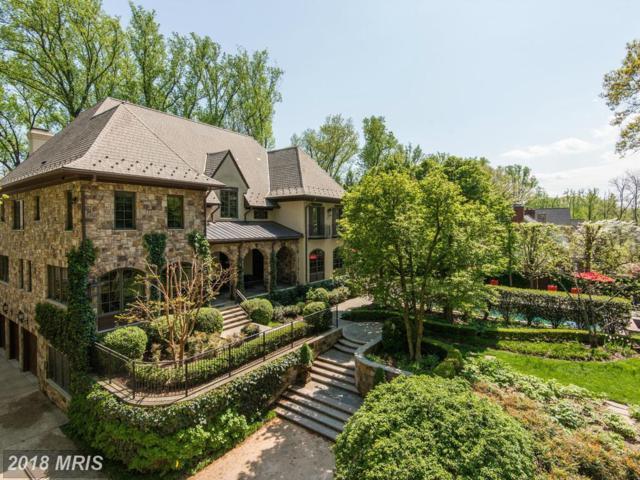 9121 Burdette Road, Bethesda, MD 20817 (#MC10153748) :: Keller Williams Pat Hiban Real Estate Group