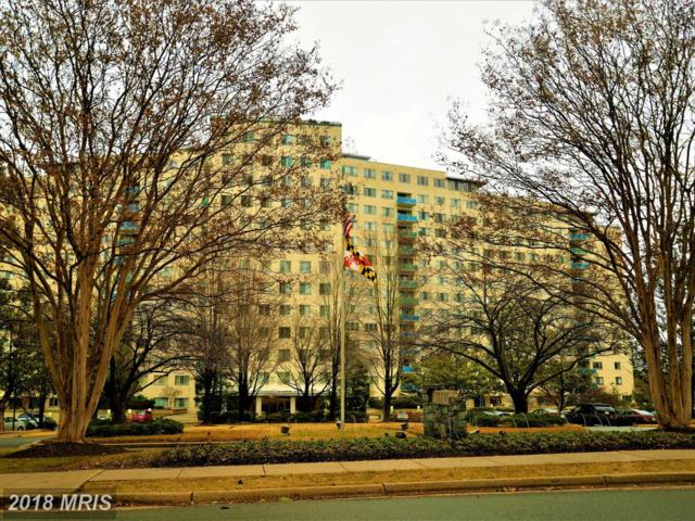 10201 Grosvenor Place #1418, Rockville, MD 20852 (#MC10155168) :: The Maryland Group of Long & Foster