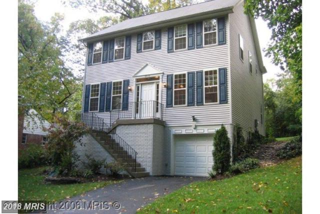 8010 Valley Street, Silver Spring, MD 20910 (#MC10156371) :: The Maryland Group of Long & Foster