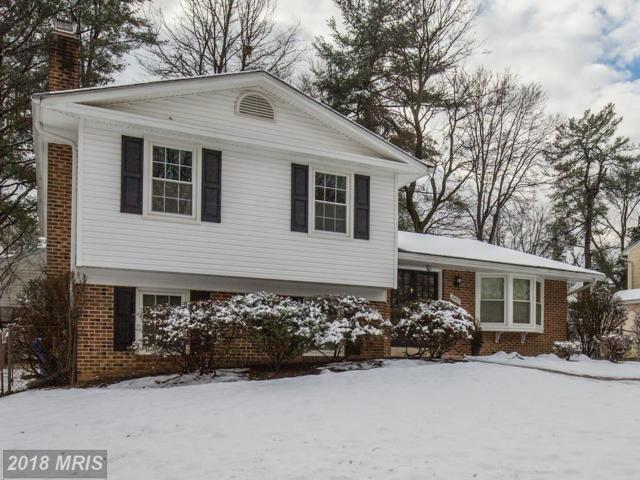 8812 North Westland Drive, Gaithersburg, MD 20877 (#MC10156393) :: The Maryland Group of Long & Foster