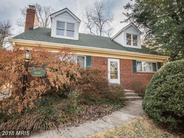 8809 Walnut Hill Road, Chevy Chase, MD 20815 (#MC10157717) :: Long & Foster
