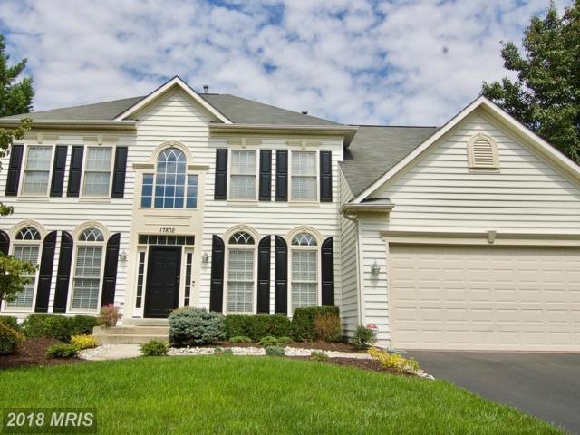 17802 Cricket Hill Drive, Germantown, MD 20874 (#MC10157788) :: The Maryland Group of Long & Foster