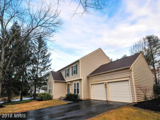 9317 Vineyard Haven Drive, Gaithersburg, MD 20886 (#MC10157938) :: The Maryland Group of Long & Foster