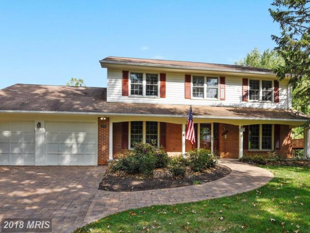 1713 Glastonberry Road, Potomac, MD 20854 (#MC10158037) :: Long & Foster