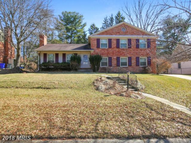 11703 Farmland Drive, Rockville, MD 20852 (#MC10158114) :: The Maryland Group of Long & Foster