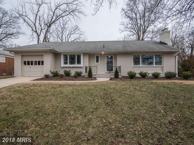 9813 Bexhill Drive, Kensington, MD 20895 (#MC10158147) :: The Sky Group