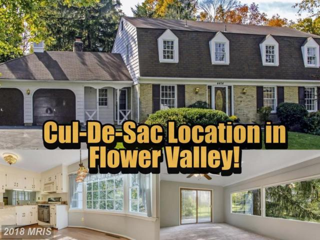 4404 Buckthorn Court, Rockville, MD 20853 (#MC10158161) :: The Maryland Group of Long & Foster