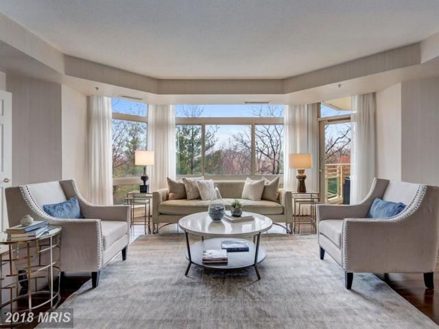 5610 Wisconsin Avenue #402, Chevy Chase, MD 20815 (#MC10158524) :: Long & Foster