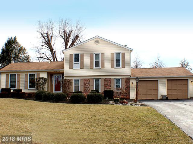 6520 Pilgrims Cove, Rockville, MD 20855 (#MC10158719) :: The Maryland Group of Long & Foster
