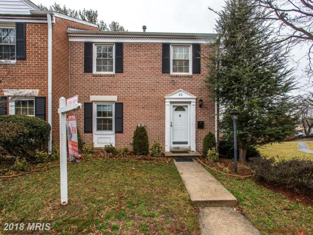 25 Longmeadow Drive, Gaithersburg, MD 20878 (#MC10158958) :: The Maryland Group of Long & Foster