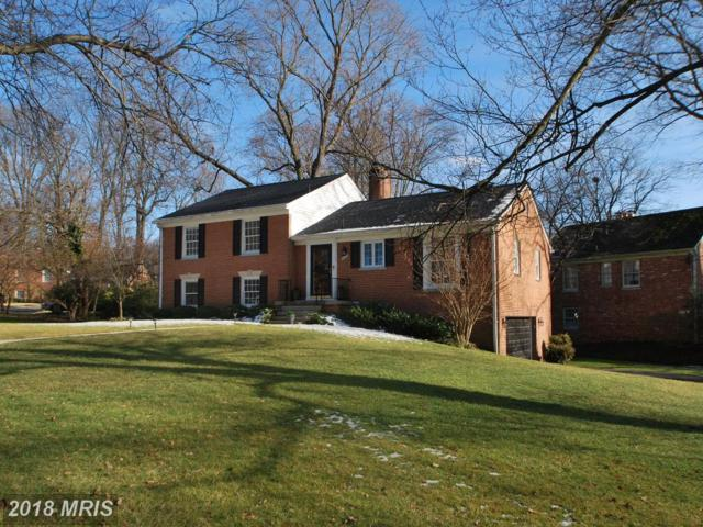 4112 Byeforde Court, Kensington, MD 20895 (#MC10159743) :: The Sky Group