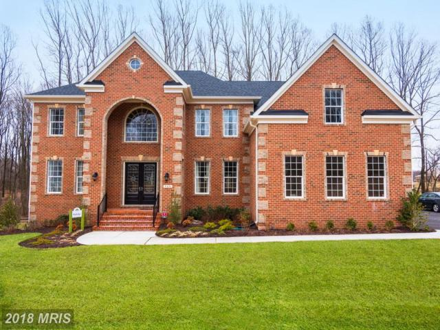 815 Lower Barn Way, Olney, MD 20832 (#MC10160078) :: The Gus Anthony Team