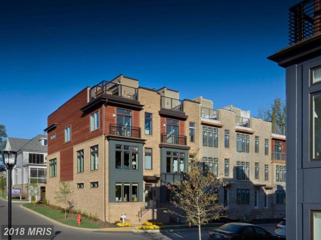 5315 Merriam Street Everett Model, Bethesda, MD 20814 (#MC10160699) :: Dart Homes