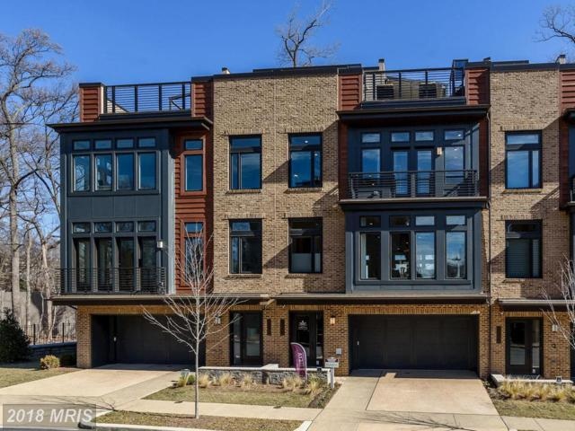 5315 Merriam Street Harrison Model, Bethesda, MD 20814 (#MC10160705) :: Dart Homes