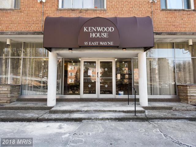 95 Wayne Avenue #403, Silver Spring, MD 20901 (#MC10160910) :: Dart Homes