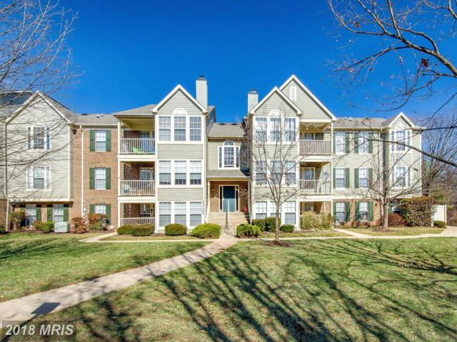 13101 Briarcliff Terrace 9-909, Germantown, MD 20874 (#MC10161225) :: Dart Homes