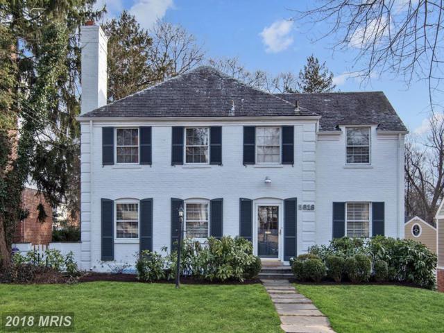 5616 Overlea Road, Bethesda, MD 20816 (#MC10161238) :: Dart Homes