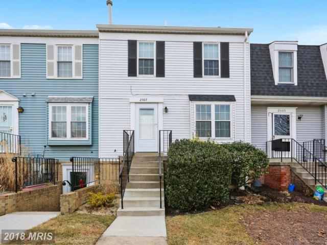 25107 Tralee Court E-6, Damascus, MD 20872 (#MC10161572) :: SURE Sales Group