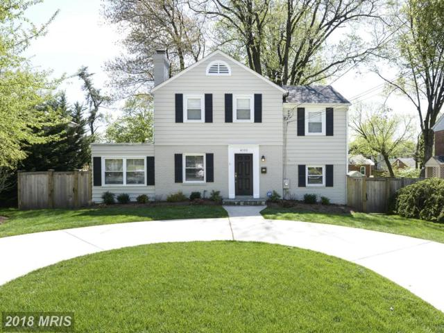 4102 Knowles Avenue, Kensington, MD 20895 (#MC10169380) :: The Withrow Group at Long & Foster