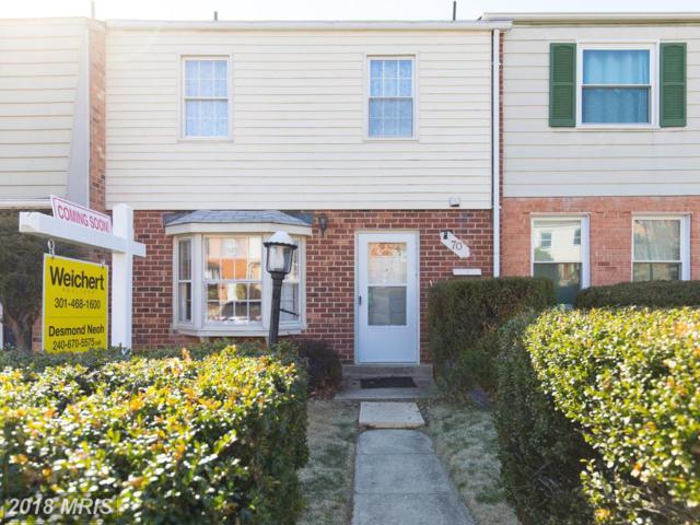 70 Orchard Drive, Gaithersburg, MD 20878 (#MC10177740) :: Dart Homes