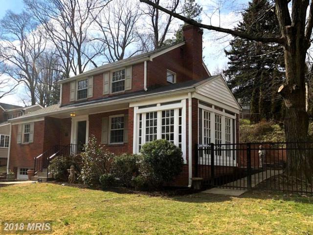 9420 Columbia Boulevard, Silver Spring, MD 20910 (#MC10180374) :: Dart Homes