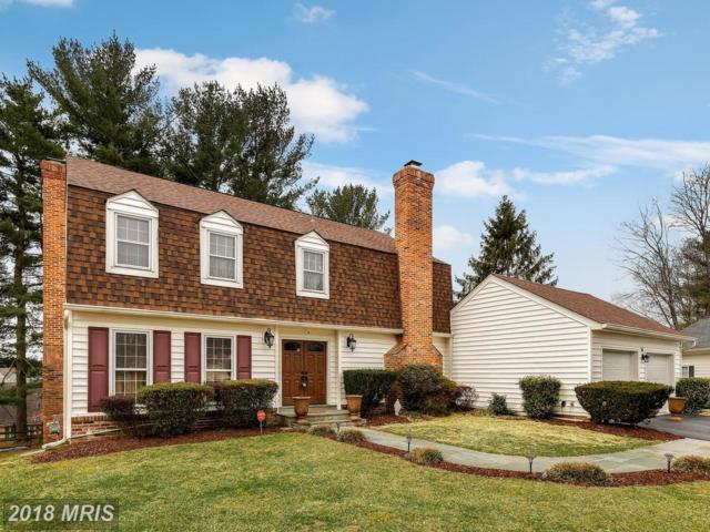 14 Mastenbrook Court, Montgomery Village, MD 20886 (#MC10180451) :: Advance Realty Bel Air, Inc