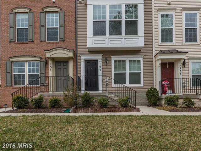 135 Prado Lane #2902, Clarksburg, MD 20871 (#MC10181246) :: The Katie Nicholson Team