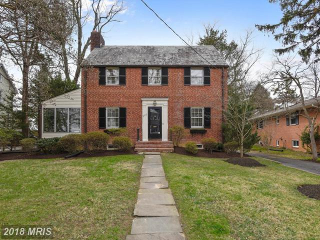 3712 Kenilworth Driveway, Chevy Chase, MD 20815 (#MC10181398) :: Long & Foster