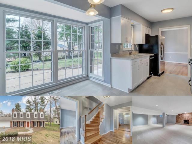 4831 Flower Valley Drive, Rockville, MD 20853 (#MC10183320) :: Dart Homes