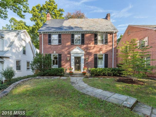 4125 Woodbine Street, Chevy Chase, MD 20815 (#MC10184387) :: The Withrow Group at Long & Foster
