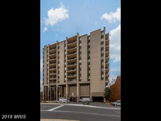4242 East West Highway #1012, Chevy Chase, MD 20815 (#MC10186347) :: Eng Garcia Grant & Co.
