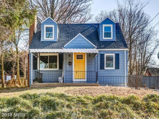 921 Grandin Avenue, Rockville, MD 20851 (#MC10186806) :: Dart Homes