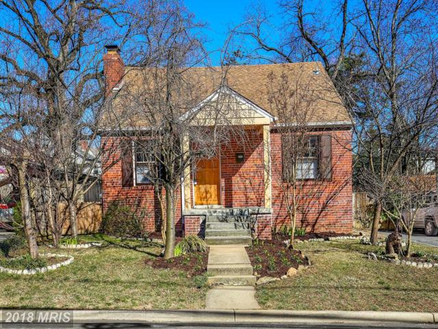 8300 Grove Street, Silver Spring, MD 20910 (#MC10186892) :: The Withrow Group at Long & Foster