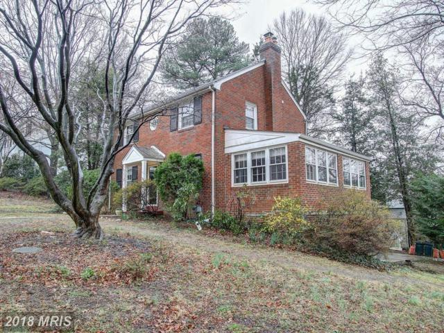 8118 Chester Street, Takoma Park, MD 20912 (#MC10186941) :: The Withrow Group at Long & Foster