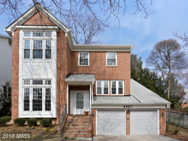 8907 Ellsworth Court, Silver Spring, MD 20910 (#MC10187289) :: The Withrow Group at Long & Foster