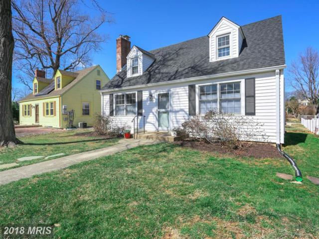 543 Montgomery Avenue W, Rockville, MD 20850 (#MC10188092) :: Dart Homes