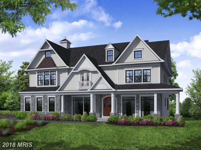 6604 Lybrook Court, Bethesda, MD 20817 (#MC10188382) :: Blackwell Real Estate