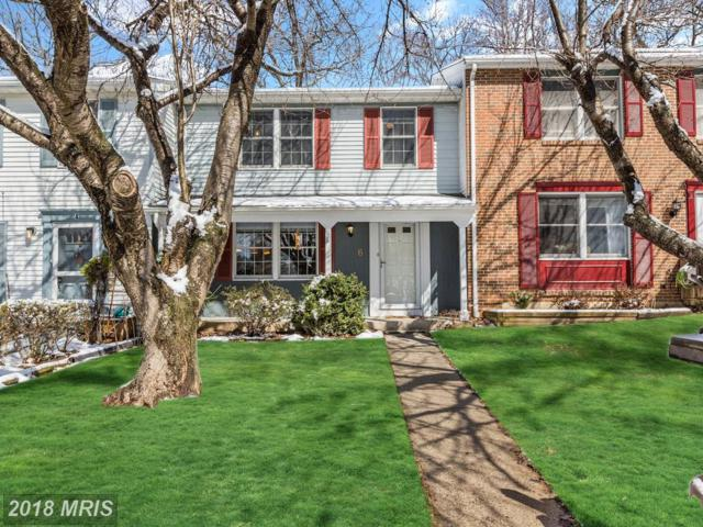 6 Turtle Dove Court, Gaithersburg, MD 20879 (#MC10189068) :: Arlington Realty, Inc.