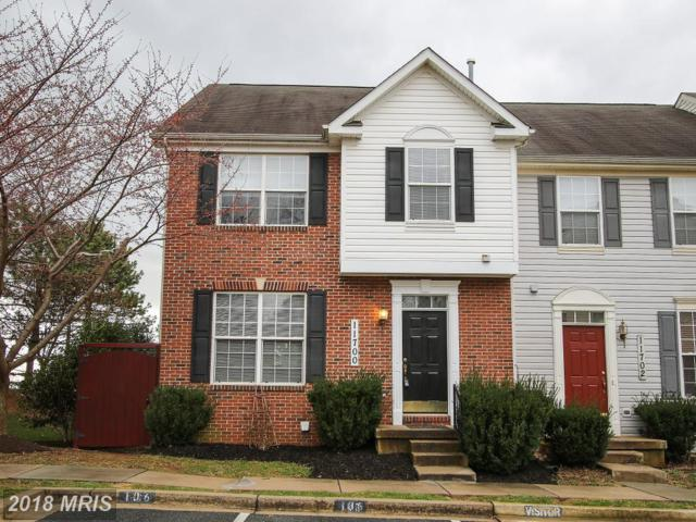 11700 Gunners Drive NW, Germantown, MD 20876 (#MC10195515) :: Browning Homes Group