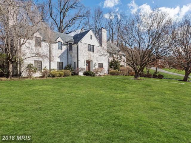 5501 Chamberlin Avenue, Chevy Chase, MD 20815 (#MC10195769) :: Dart Homes