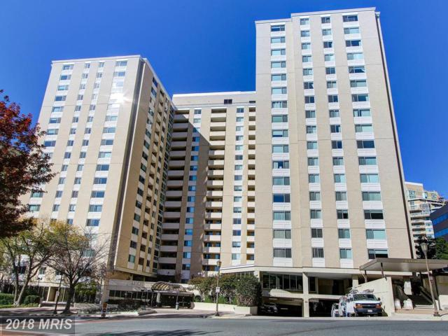 4601 Park Avenue 1403-C, Chevy Chase, MD 20815 (#MC10201657) :: Dart Homes