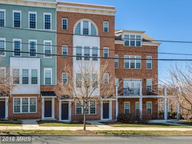 246 Summit Avenue N #19, Gaithersburg, MD 20877 (#MC10205563) :: Dart Homes