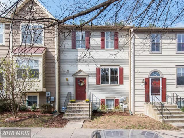 6 Lake Park Court #933, Germantown, MD 20874 (#MC10206354) :: Dart Homes