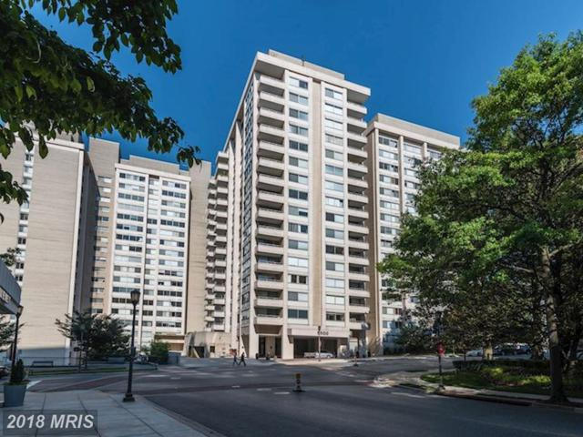 5500 Friendship Boulevard 1720N, Chevy Chase, MD 20815 (#MC10207803) :: Dart Homes