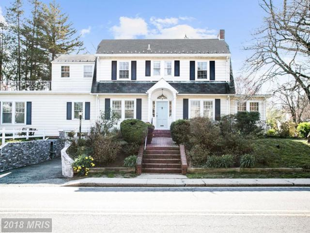 6701 Brookville Road, Chevy Chase, MD 20815 (#MC10210634) :: The Daniel Register Group