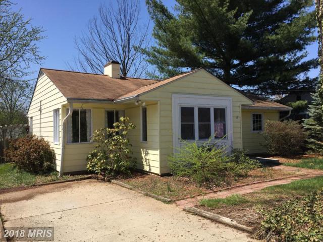 2009 Gainsboro Road, Rockville, MD 20851 (#MC10213307) :: Keller Williams Pat Hiban Real Estate Group